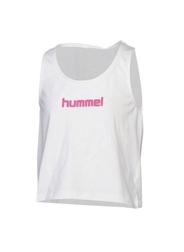 Hummel Hummel Kız Çocuk Beyaz Atlet Beyaz